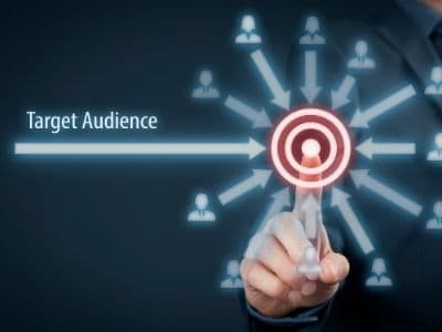 Target audience for blog