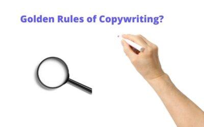 Top 10 Golden Copywriting Rules